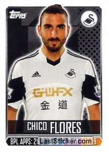 Chico Flores (Swansea City)