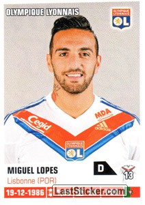 sticker 179 miguel lopes panini foot 2013 2014. Black Bedroom Furniture Sets. Home Design Ideas