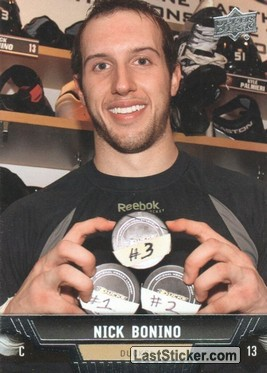 Nick Bonino (Anaheim Ducks)