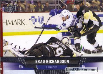 Brad Richardson (Vancouver Canucks)