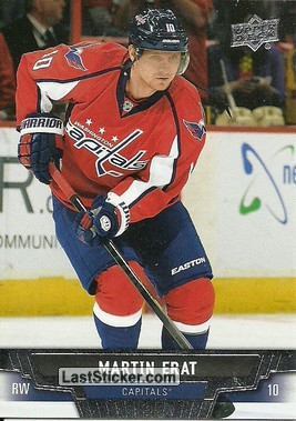 Martin Erat (Washington Capitals)