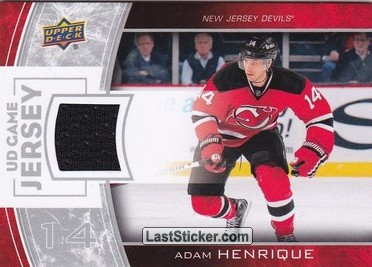 Adam Henrique (New Jersey Devils)