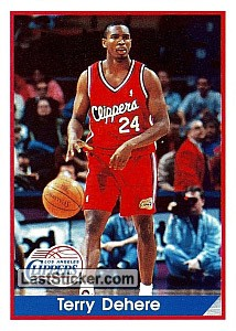 Terry Dehere (Los Angeles Clippers)