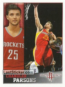 Chandler Parsons (Houston Rockets)