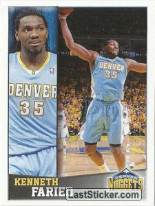 Kenneth Faried (Denver Nuggets)