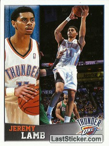 Jeremy Lamb (Oklahoma City Thunder)
