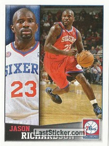 Jason Richardson (Philadelphia 76ers)