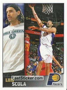Luis Scola (Indiana Pacers)