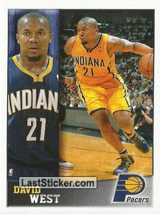 David West (Indiana Pacers)