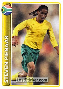 Star Player: Steven Pienaar (South Africa)