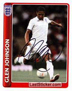 Glen Johnson (The Squad)