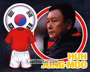 Country Flag / The Boss: Huh Jung-Moo (Korea Republic)