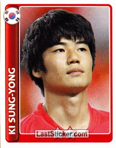 Ki Sung-Yong (Korea Republic)