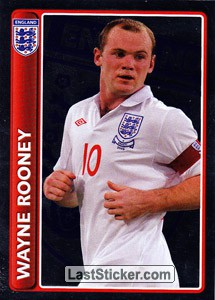 Star Player: Wayne Rooney (England)