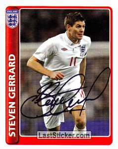 Steven Gerrard (The Squad)