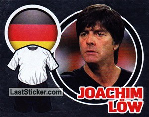 Country Flag / The Boss: Joachim Löw (Germany)