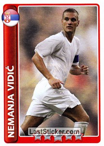 Star Player: Nemanja Vidić (Serbia)