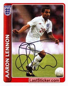Aaron Lennon (The Squad)