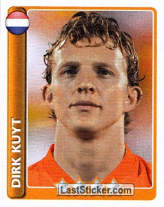 Dirk Kuyt (Holland)