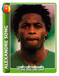 Alexandre Song (Cameroon)