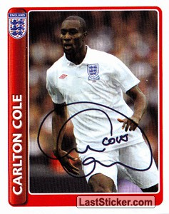 Carlton Cole (The Squad)