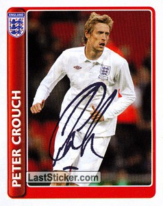 Peter Crouch (The Squad)