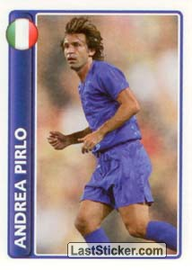Star Player: Andrea Pirlo (Italy)