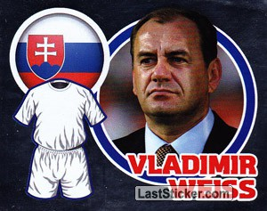 Country Flag / The Boss: Vladimir Weiss (Slovakia)