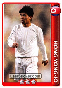 Star Player: Hong Yong-Jo (Korea DPR)