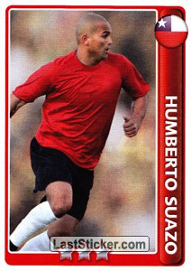 Star Player: Humberto Suazo (Chile)