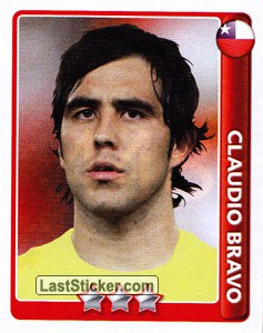 Claudio Bravo (Chile)