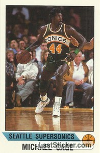 Michael Cage (Seattle SuperSonics)