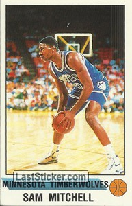 Sam Mitchell (Minnesota Timberwolves)