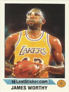 James Worthy (Western Conference)
