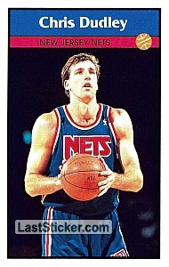 Chris Dudley (New Jersey Nets)