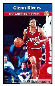 Glenn Rivers (Los Angeles Clippers)