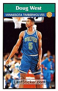 Doug West (Minnesota Timberwolves)