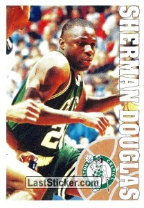 Sherman Douglas (Boston Celtics)