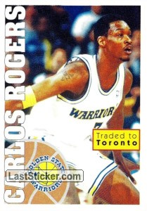 Carlos Rogers (Golden State Warriors)