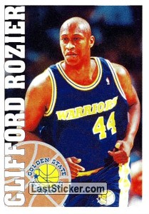 Clifford Rozier (Golden State Warriors)