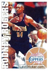 Rodney Rogers (Los Angeles Clippers)