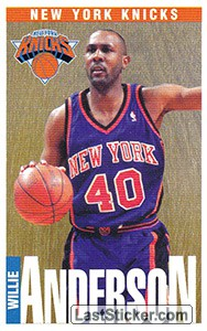 Willie Anderson (New York Knicks)