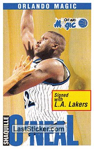 Shaquille O'Neal (Orlando Magic)