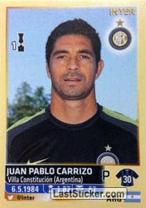 Juan Pablo Carrizo (Inter)
