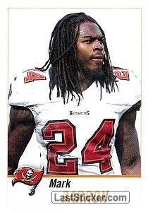 sticker 396 mark barron panini nfl sticker collection