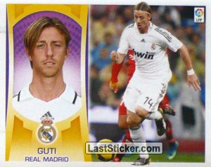 Guti (#12) (REAL MADRID)