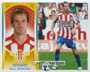 Gerard (#4) (REAL SPORTING)