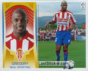 Gregory (#6A) (REAL SPORTING)