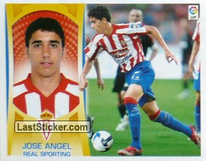 Jose Angel (#7B) (REAL SPORTING)