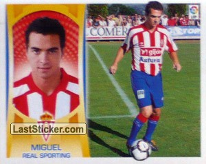 Miguel (#11A) (REAL SPORTING)